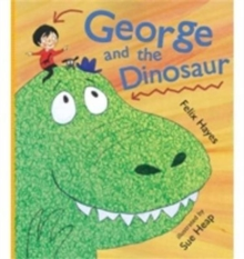 George and the Dinosaur, Paperback Book