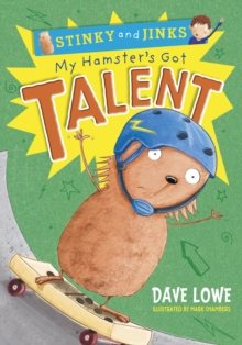 My Hamster's Got Talent, Paperback Book