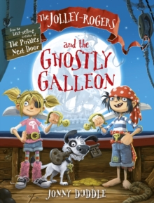 The Jolley-Rogers and the Ghostly Galleon, Paperback Book