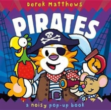 Noisy Pop-up Pirates, Hardback Book