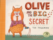 Olive and the Big Secret, Paperback Book