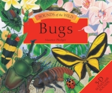 Sounds of the Wild Bugs, Hardback Book
