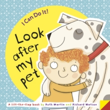 I Can Do It! Look After My Pet, Hardback Book