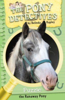 Puzzle: The Runaway Pony, Paperback Book