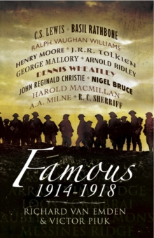 Famous : 1914-1918, Paperback Book