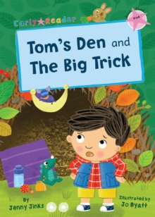 Tom's Den and The Big Trick : (Pink Early Reader), Paperback / softback Book