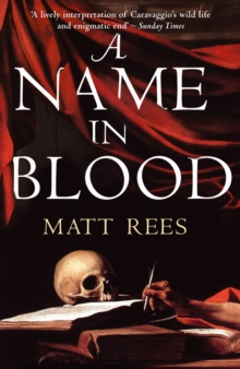 A Name in Blood, Paperback Book