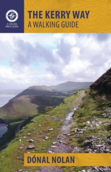 The Kerry Way : A Walking Guide, Paperback Book