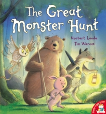 The Great Monster Hunt, Paperback Book