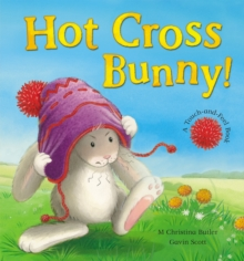 Hot Cross Bunny!, Hardback Book
