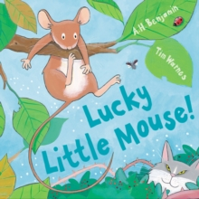 Lucky Little Mouse, Hardback Book