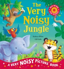 The Very Noisy Jungle, Novelty book Book
