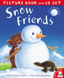 Snow Friends, Mixed media product Book
