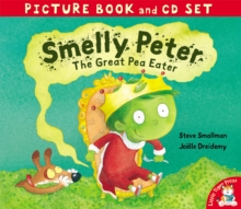 Smelly Peter: The Great Pea Eater, Mixed media product Book