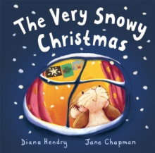 The Very Snowy Christmas, Board book Book
