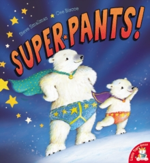 Super Pants!, Paperback Book