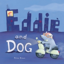 Eddie and Dog, Hardback Book