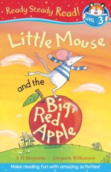Little Mouse and the Big Red Apple, Paperback Book