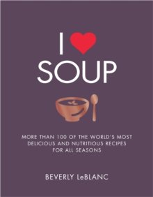 I Love Soup, Paperback Book
