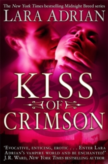 Kiss of Crimson, Paperback Book