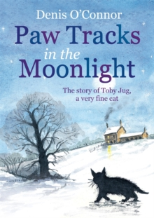 Paw Tracks in the Moonlight, Paperback Book