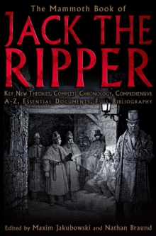 The Mammoth Book of Jack the Ripper, EPUB eBook