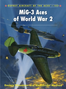 Mig-3 Aces of World War 2, Paperback Book
