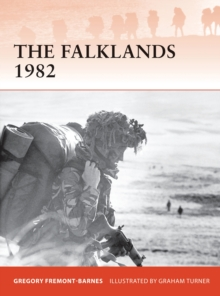 The Falklands 1982 : Ground operations in the South Atlantic, Paperback Book