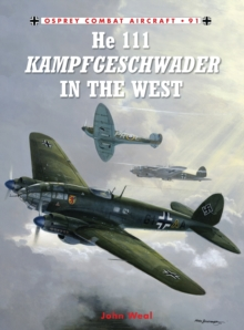 He 111 Kampfgeschwader in the West, Paperback Book