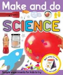 Science : Make & Do, Paperback / softback Book