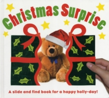 Christmas Surprise : Pull Out Surprise, Hardback Book
