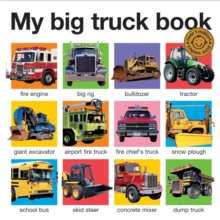 My Big Truck Book, Board book Book