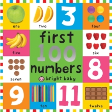 First 100 Numbers, Board book Book