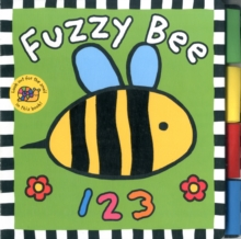 Fuzzy Bee 123, Board book Book