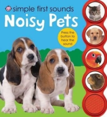 Noisy Pets, Board book Book