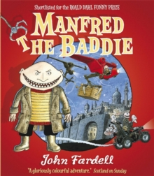 Manfred the Baddie, Paperback Book