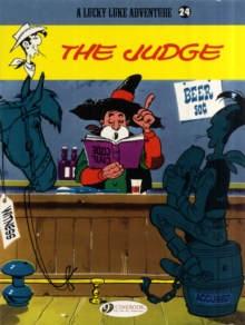 Lucky Luke : Judge v. 24, Paperback Book