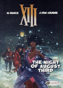 XIII : Night of August Third v. 7, Paperback Book