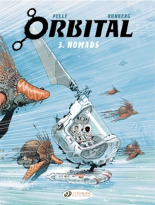 Orbital Vol. 3: Nomads, Paperback / softback Book
