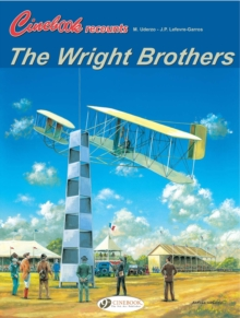 Cinebook Recounts the Wright Brothers, Paperback Book