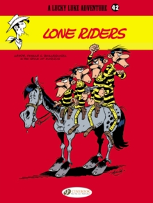 Lucky Luke : Lone Riders 42, Paperback Book