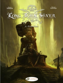 Long John Silver Vol.4: Guiana Capa
