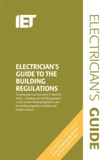 The Electricians Guide to the Building Regulations, Spiral bound Book