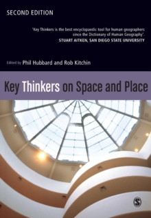 Key Thinkers on Space and Place, Paperback Book