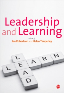 Leadership and Learning, Paperback / softback Book