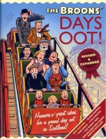 The Broons Days Oot!, Paperback Book