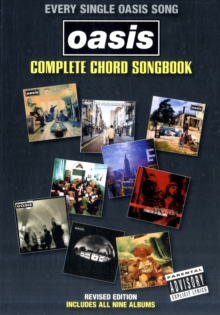 Oasis: Complete Chord Songbook, Paperback Book