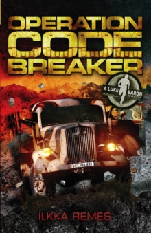 Operation Code Breaker, Paperback Book