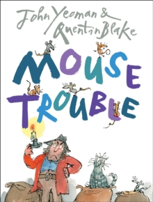 Mouse Trouble, Paperback Book