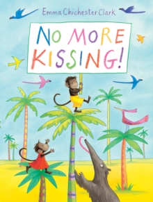 No More Kissing!, Paperback Book